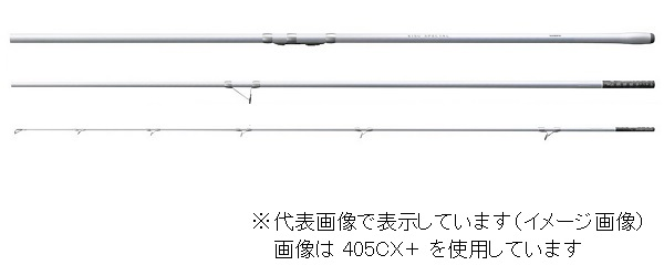 シマノ 19 キススペスシャル (並継) 405BX