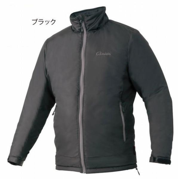 がまかつ パデットジャケット(サーモライト) GM3600 ブラック S