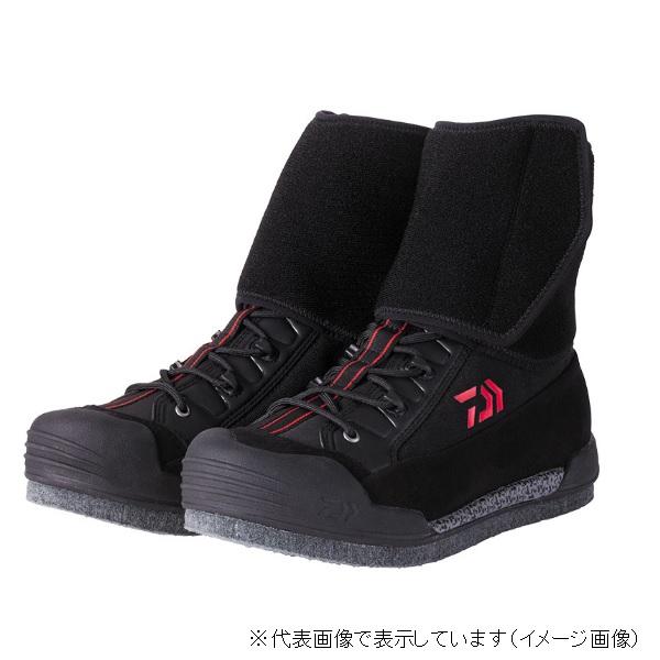 ダイワ フィッシングシューズ DS-2250C (フェルトソール) ブラック 24.5
