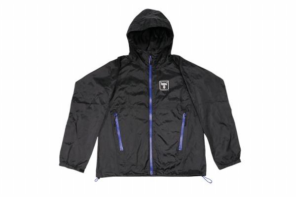 ジャッカル ライトジャケット S ブラック
