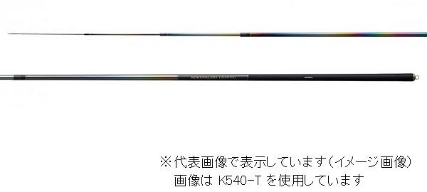 シマノ ボーダレス リミテッド GL K585-T(振出 ガイドレス仕様 6本継)