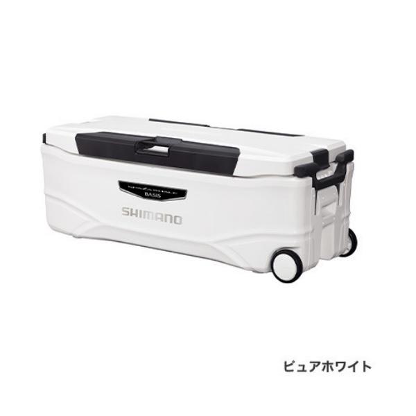 シマノ NS-365T SPAZA ホエールベイシス 65L ピュアホワイト