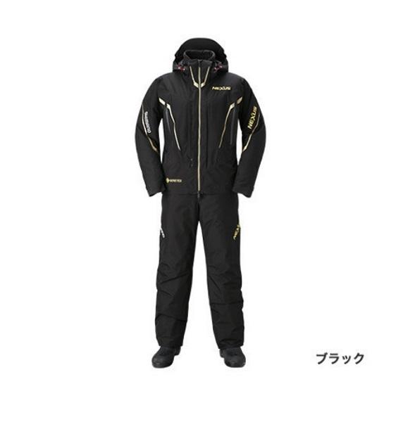 当店の記念日 シマノ RB-119T NEXUS(ネクサス) GORE-TEX ウォームスーツ ブラック L, 吉野川市 1f9aa706