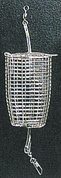 カゴ堤防用 マルシン漁具 コマセカゴ 小 百貨店 別倉庫からの配送 アジサイB