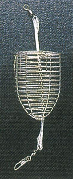 カゴ堤防用 上品 マルシン漁具 コマセカゴ スミレB お得クーポン発行中 中