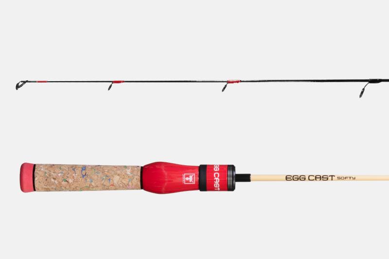 ソルトルアーロッド ジャッカル EGG CAST 正規逆輸入品 SOFTY ソフティー120 エッグキャスト アイテム勢ぞろい イロハモミジ