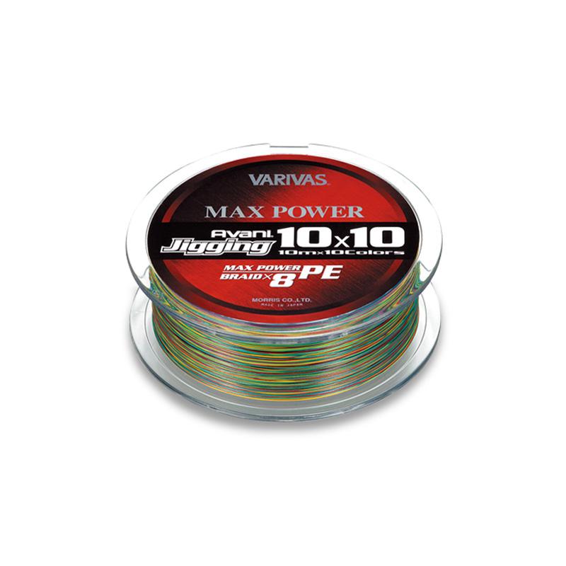 モーリス ジギング10X10 MAX 300M 2号