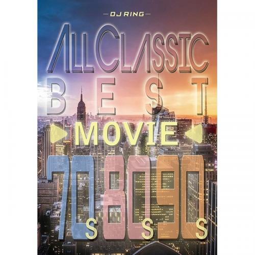 40年以上の時を経て尚、色褪せない名曲の数々をDJ Ringならではの感性で選曲Mix。 DJ RING / All Classics Best Movie -70'S,80'S,90'S - (2DVD)