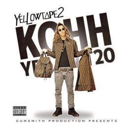 KOHH/YELLOW T-PE 2