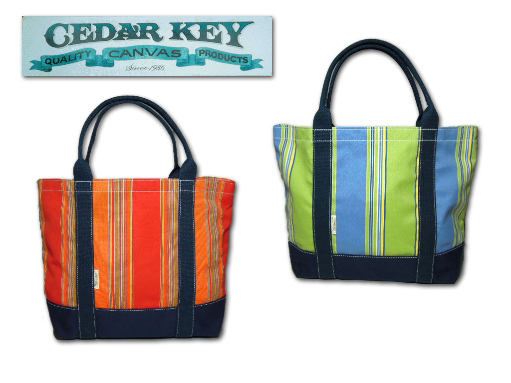 【Cedar Key】シダーキー Medium Tote-ミディアム・トートバッグ