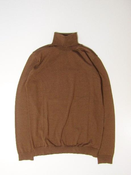 30%OFF 全品送料無料 DANIELE FIESOLI ウールシルクタートルネックセーター 人気ブランド多数対象 ダニエレフィエゾーリ メンズ 人気ブランド多数対象