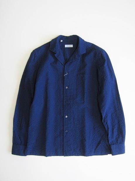 【全品送料無料!】GIAMPAOLO ジャンパオロ メンズ コットンリネンオープンカラーシャツ【smtb-TK】