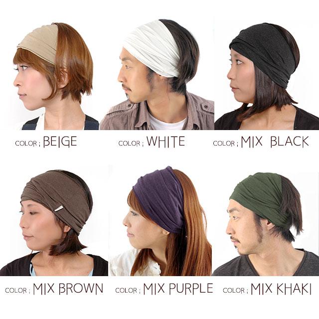 Hairband Hat mens ladies turban headband mountain product name:RAYON viscosearensiturbanhair band