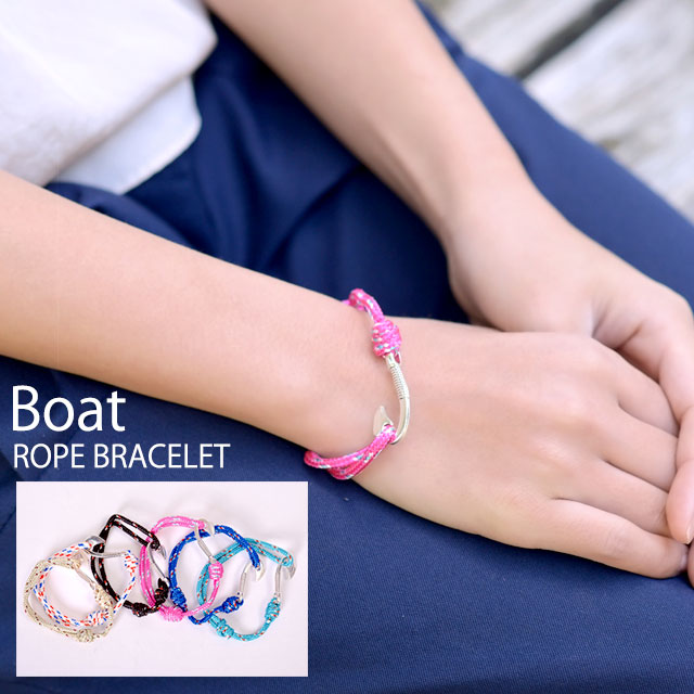 Misanga Breath Anklets Las Men S Accessories Spring Summer String Bracelets Climbing Rope Charm Product Name Boat Bless