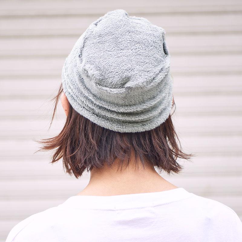 실내・취침용 타올 모자 의료용 모자 나이트캡 케어 용품 니트모맨즈 레이디스 침구 파자마 charm fs3gm