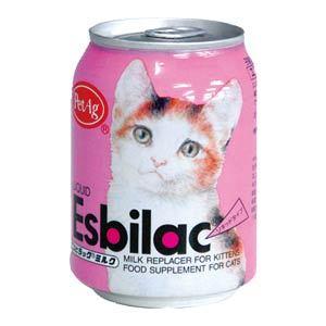 共立 エスビラック リキッド236ml猫用[ミルク]  [TP] キャットランド【TC】