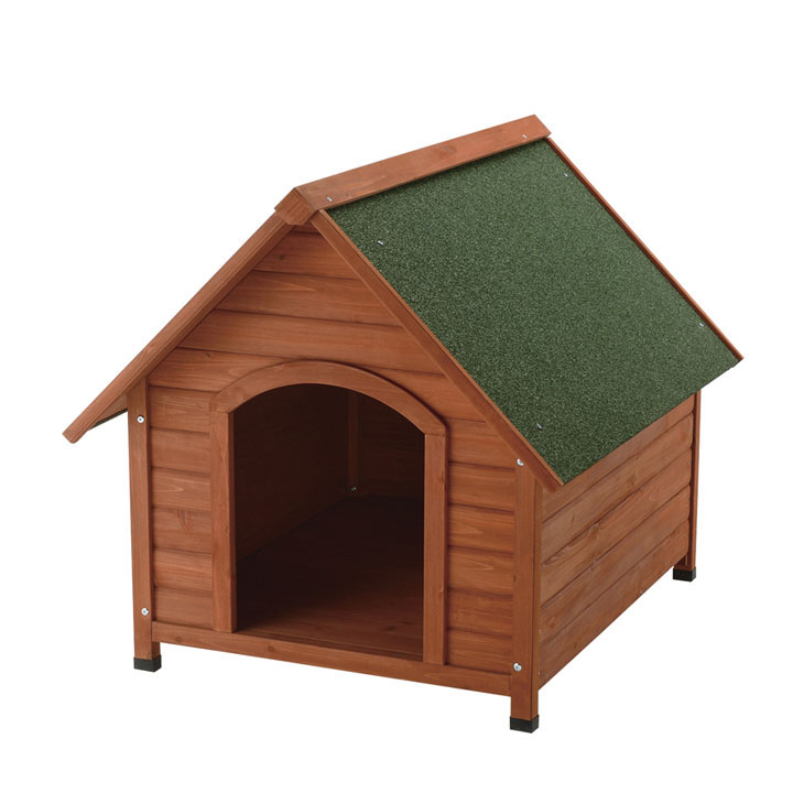 【2日エントリーでポイント2倍!】リッチェル 木製犬舎 830 送料無料 犬 犬舎 木製 ハウス 犬ハウス 犬舎木製 ハウス犬 木製犬舎 【D】 [EC]