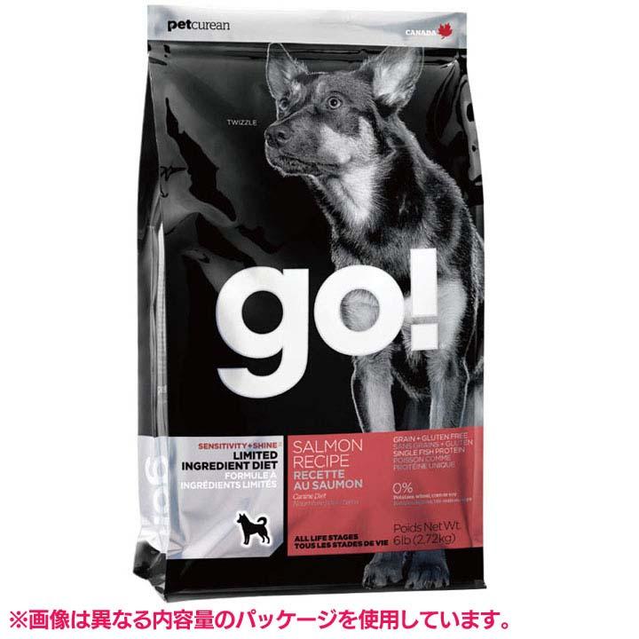 【エントリーでポイント最大7倍!】GO SS_ドッグ LID サーモン 11.34kg 20302022送料無料 ドッグフード ドライフード 犬 ドライ アレルギー 魚 ペットフード グローバルペットニュートリション 【D】