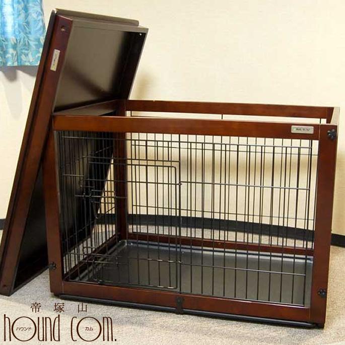 犬用|木製 サークル用天板 Mサイズ お取り寄せ商品|パレスルーフ DWW-M