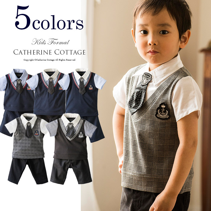 c428f44c06131 3歳の男の子向け!結婚式の子供用スーツ、フォーマルな衣装・服装の ...