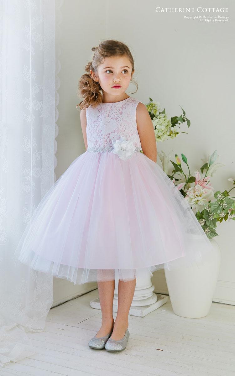 Catherine Cottage Rakuten Global Market Children Dress Rose