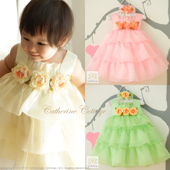Catherine Cottage Rakuten Global Market Three Tiered Dress 777