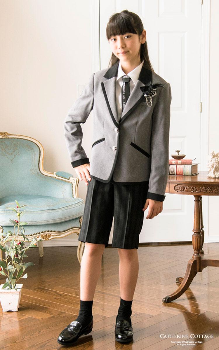 5381bde3de927 楽天市場  150cmのみ 卒業式 スーツ 女の子 パンツスーツ 女の子送料 ...