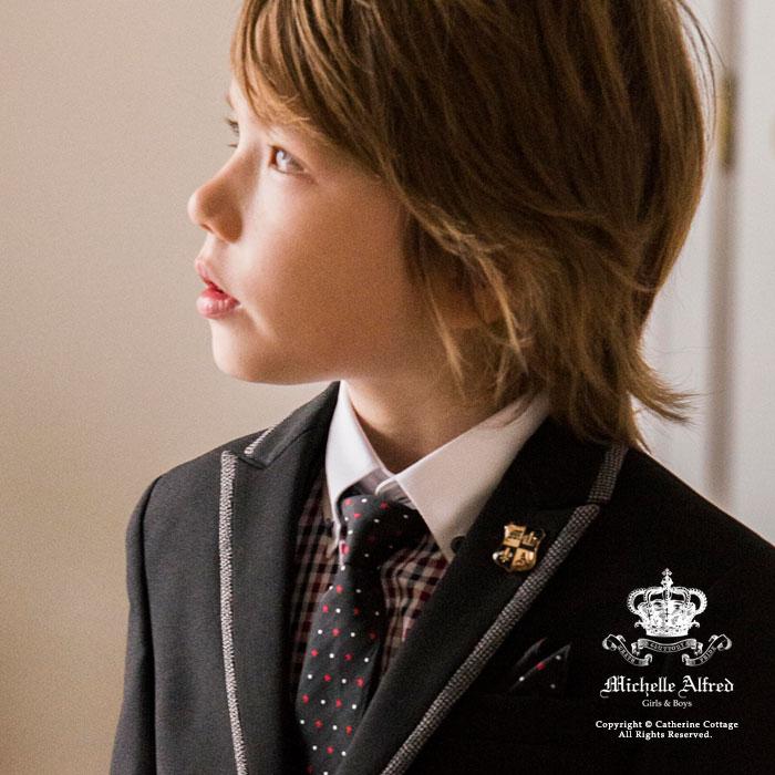 男の子の入学式に!子どものおしゃれなスーツ、フォーマル服は?