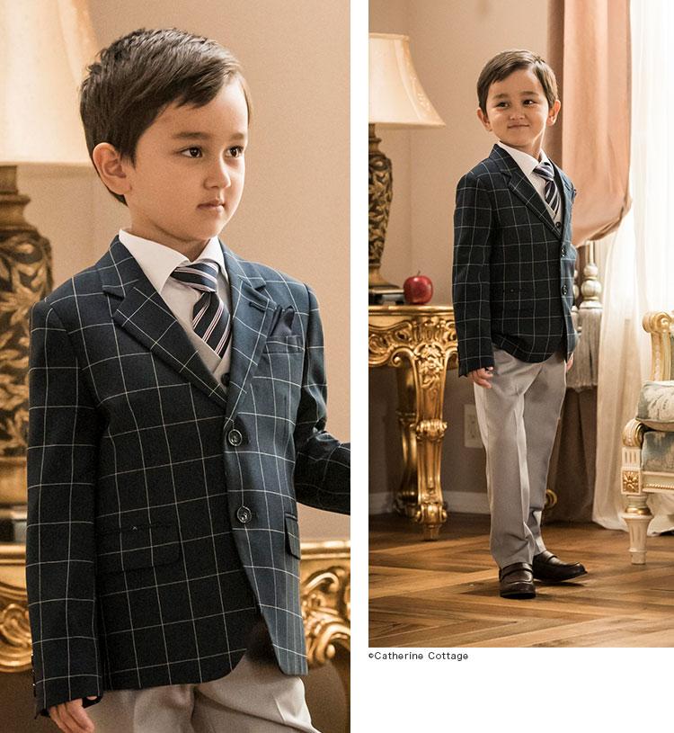 3fd99af7001be 楽天市場 入学式 男の子 スーツ 6点セット フォーマル 小学生 卒園 ...