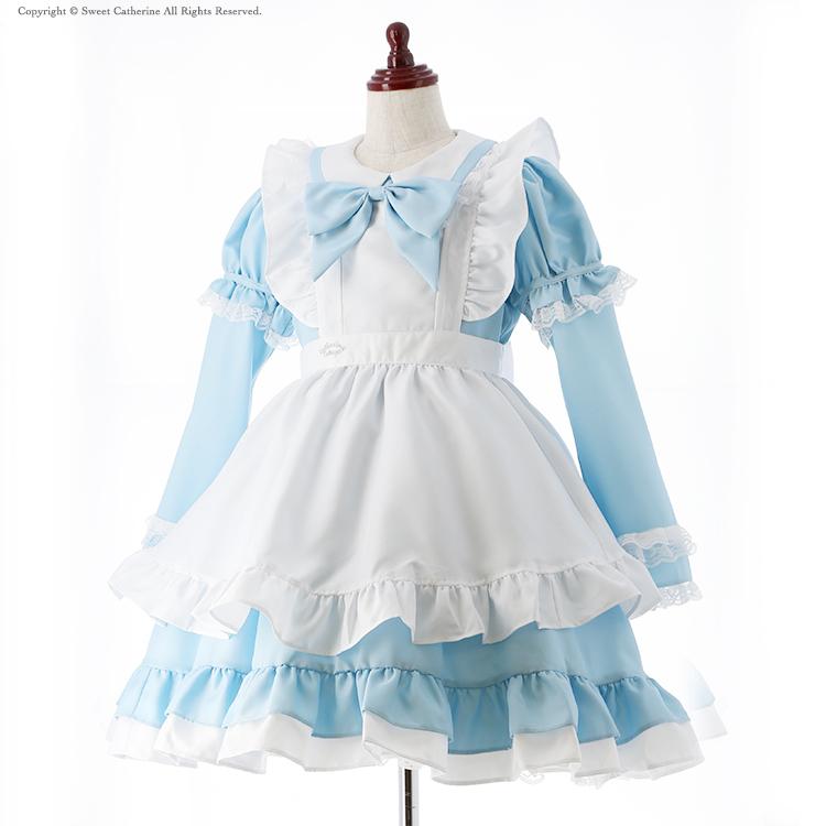 Catherine Cottage Alice Apron Dress Youth Dress Light