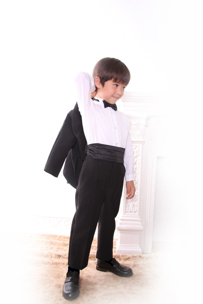Children's Tuxedo Catherine Cottage Original[fs01gm]