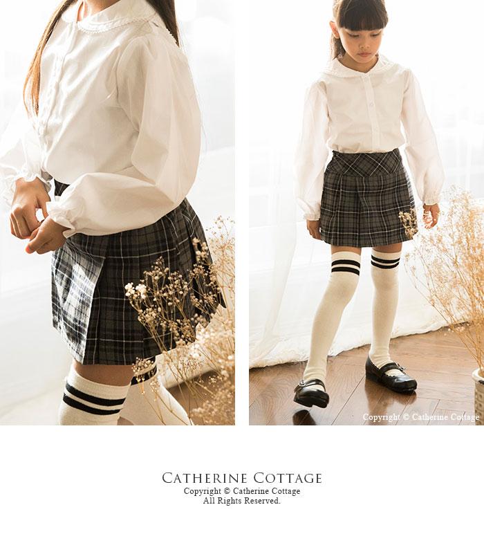 3cb824dd3612a チェック柄スカート 通園通学 卒業式 入学式 卒園式 カジュアル プリーツスカート