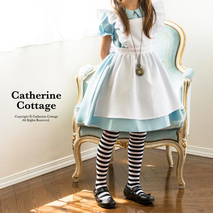 88549ad955173 ハロウィン仮装子供靴下ボーダーニーハイソックス 女の子靴下キッズボーダーカジュアルアリスに合わせ