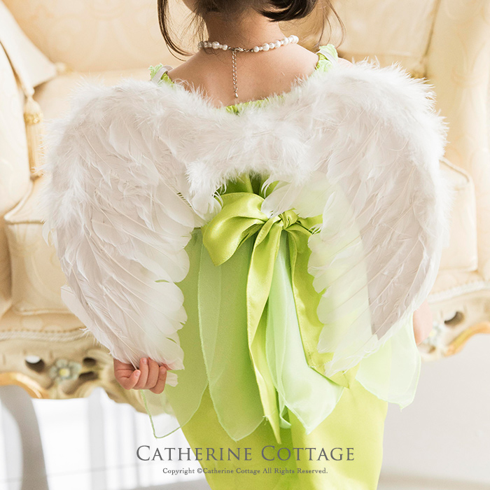 catherine cottage halloween costume angel wings kids girls child