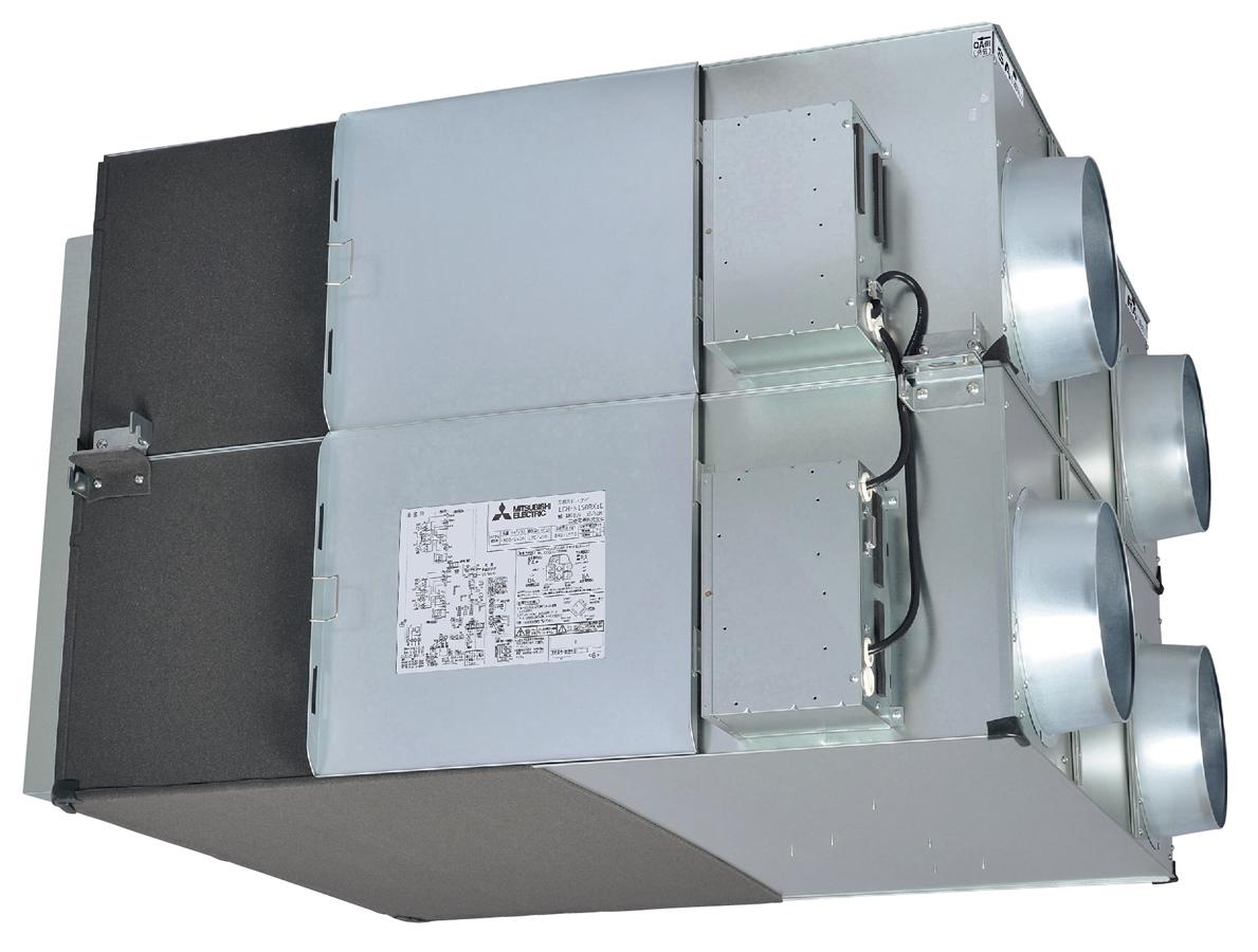 LGH-N150RX2D 三菱 MITSUBISHI 業務用ロスナイ [本体]業務用 天井埋込形 換気扇【沖縄・北海道・離島は送料別途必要です】