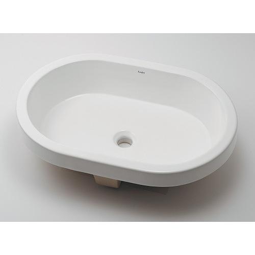 カクダイ アンダーカウンター式洗面器 受注生産品【493-171】[新品] 【沖縄・北海道・離島は送料別途必要です】