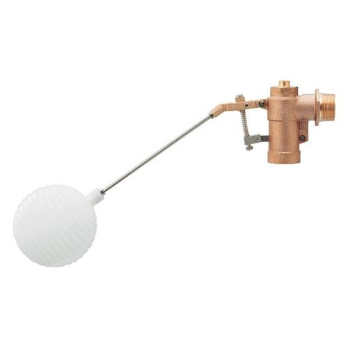 カクダイ 複式ボールタップ(水位調整機能つき)//40【660-031-40】[新品]