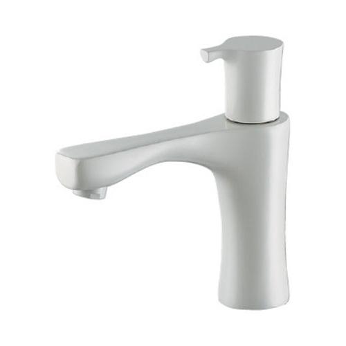 カクダイ 立水栓 コットンホワイト 受注生産品【716-850-W】[新品] 【沖縄・北海道・離島は送料別途必要です】