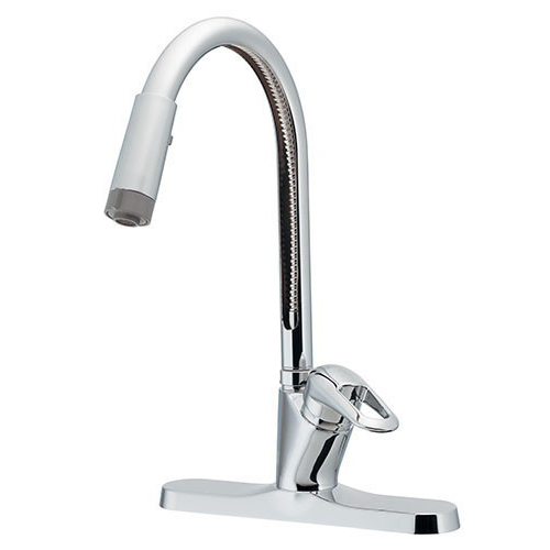 カクダイ KAKUDAI シングルレバー混合栓(シャワーつき) 【116-106K】 水栓金具・器