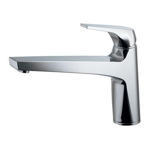 カクダイ KAKUDAI シングルレバー混合栓 【117-126】 水栓金具・器