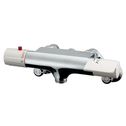 カクダイ KAKUDAI サーモスタットシャワー混合栓本体 【173-400】 水栓部品