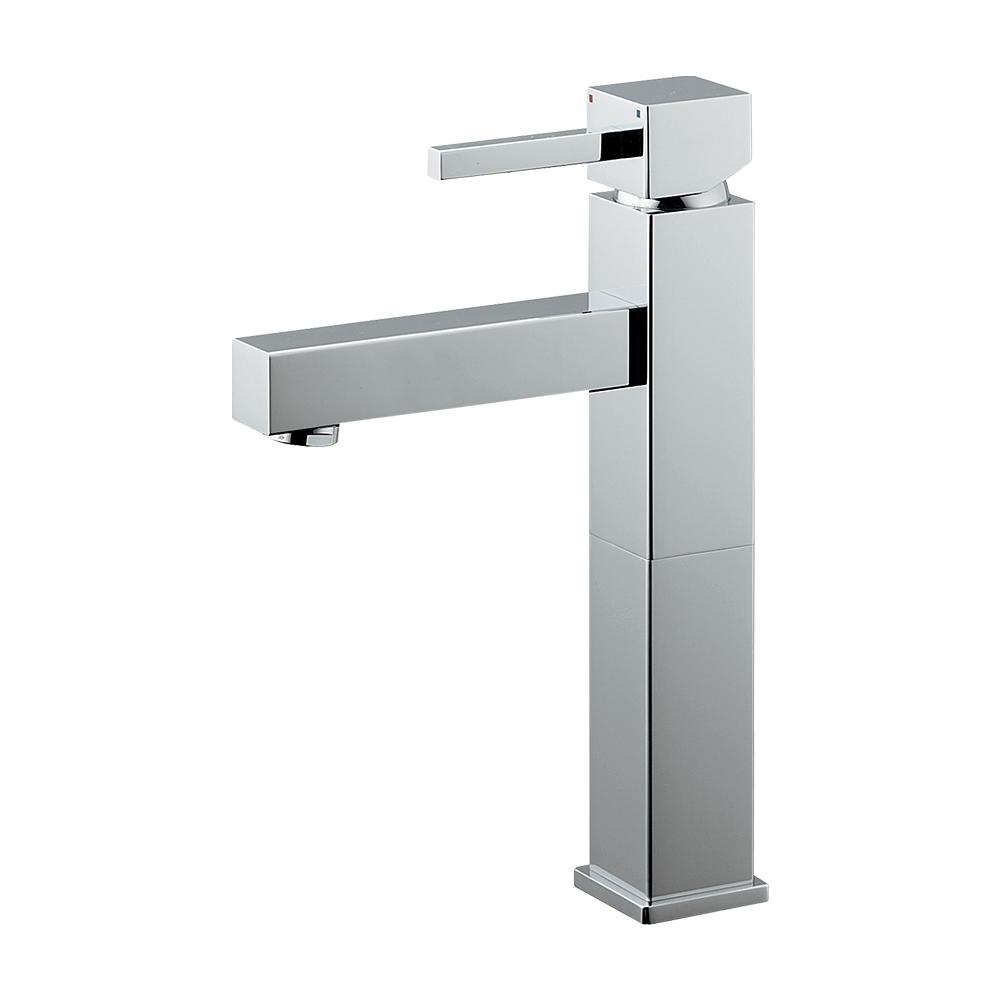 カクダイ KAKUDAI シングルレバー混合栓(ミドル) 【183-149】 水栓金具・器