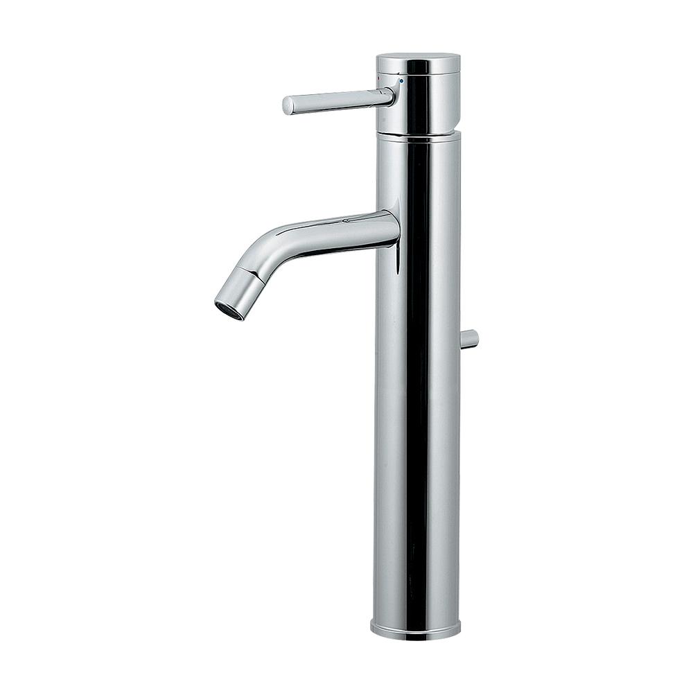 カクダイ KAKUDAI シングルレバー混合栓(ミドル) 【183-284】 水栓金具・器