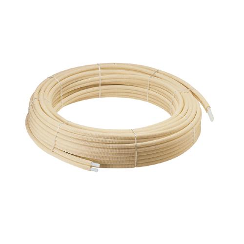 ペア耐熱管(保温材つき) 10A 【416-002-25】 【配管資材・水道材料】カクダイ