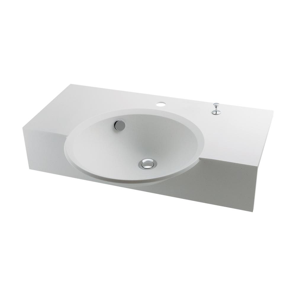 ボウル一体型カウンター 【497-023H】 【配管資材・水道材料】カクダイ
