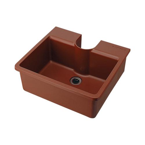 水栓柱パン(円柱用) 【624-901】 【配管資材・水道材料】カクダイ