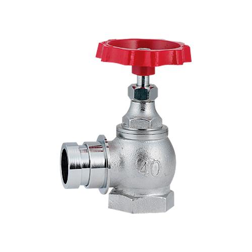散水栓 90° 【652-711-50】 【配管資材・水道材料】カクダイ