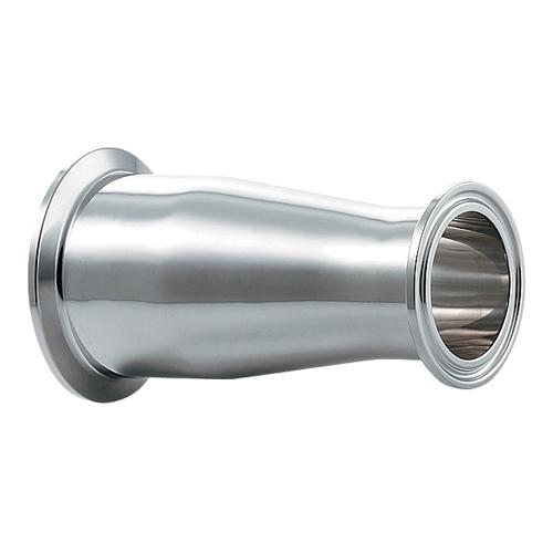 ヘルール同芯レデューサー//2.5S×1.5S 【691-08-EXC】 【配管資材・水道材料】カクダイ