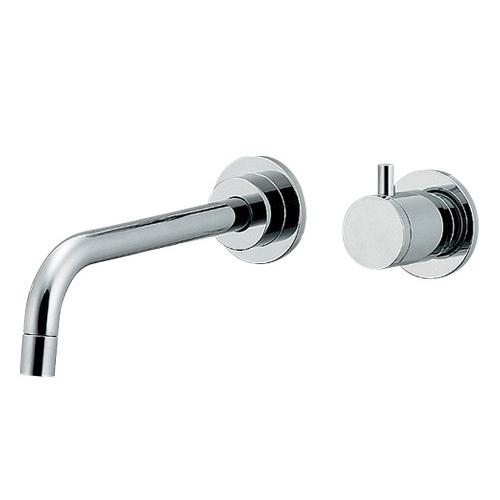 壁付水栓 【722-001-13】 【配管資材・水道材料】カクダイ
