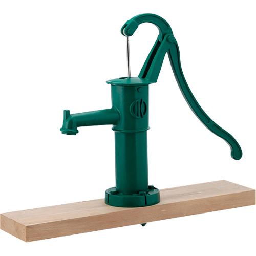 ガーデンポンプ(台つき) 【734-043-32】 【配管資材・水道材料】カクダイ